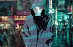 Cyberpunk x boruto #1