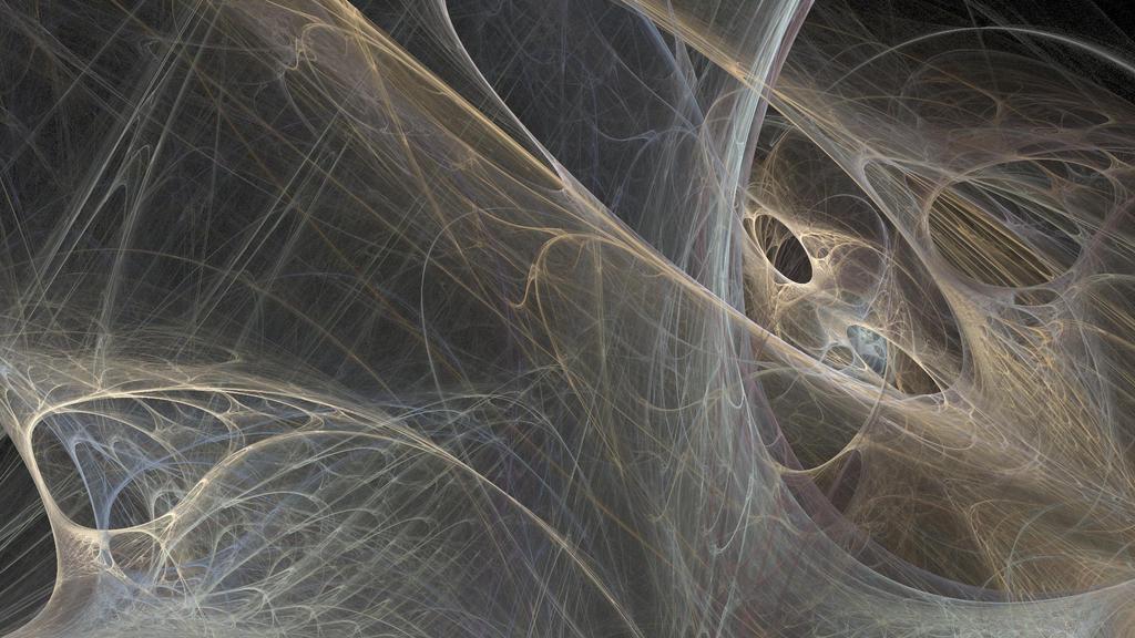 Alien Cobweb 2 by 3dcheapskate