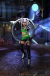 tira soulcalibur V cosplay