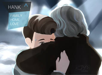 Detroit Become Human - Home by ViviwithV