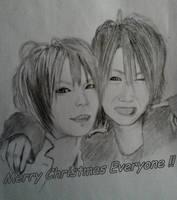 Takeru and Yuji by Twilight-blood