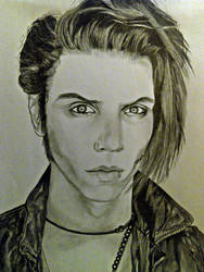 Andy Biersack by Twilight-blood