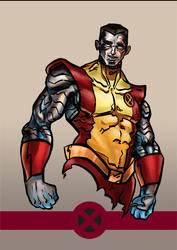 Colossus by MoonshineDeluxe