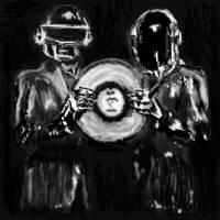 Daft Punk by PE-robukka