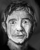 Martin Freeman portrait by PE-robukka