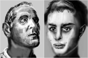 portraits by PE-robukka