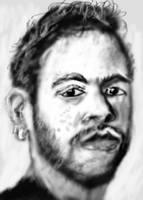 Neymar by PE-robukka