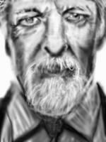 Clancy portrait by PE-robukka