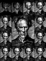 Actor portrait process by PE-robukka