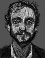 Man quick sketch by PE-robukka
