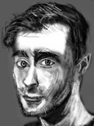 Daniel sketching by PE-robukka