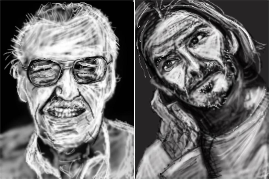 Sketches by PE-robukka