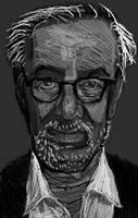 Pixel portrait by PE-robukka