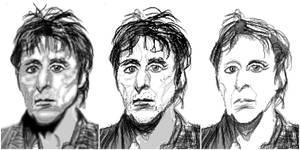 Actor sketch