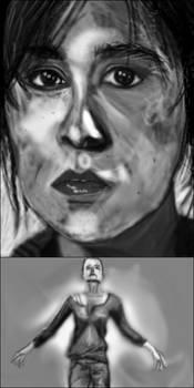 Ellen Page sketch