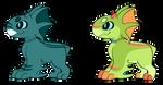 [Wyngro] - Frog Finn by kidtwistbean