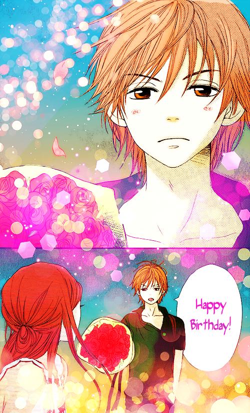 Manga Coloring: Lovely Complex Plus: Ch.4 P.36 by bakaprincess85