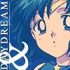 Icon: Sailor Moon: Sailor Mercury by bakaprincess85