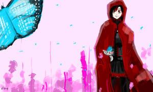 Spring Themed Ruby Fan-art