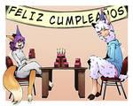 Birthday Commission!