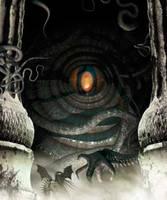 Yog-Sothoth en Munecas R by KidaLuna