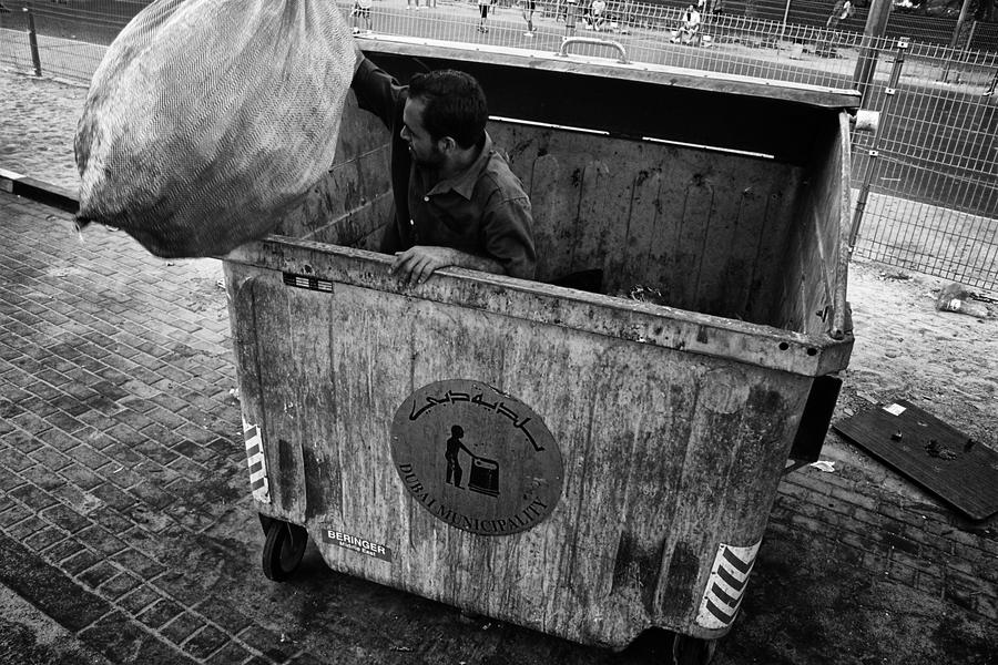 Taking Out The Trash by MARX77