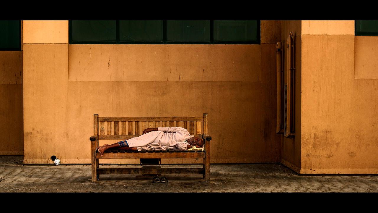 Placid Slumber by MARX77