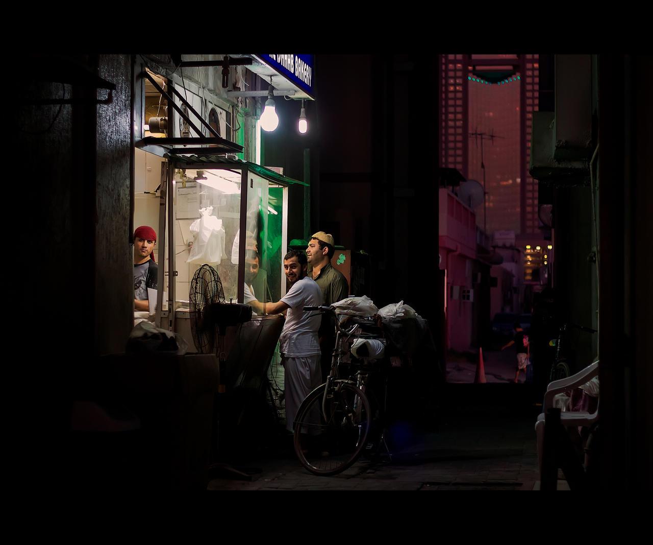 Satwa Roti Shop by MARX77