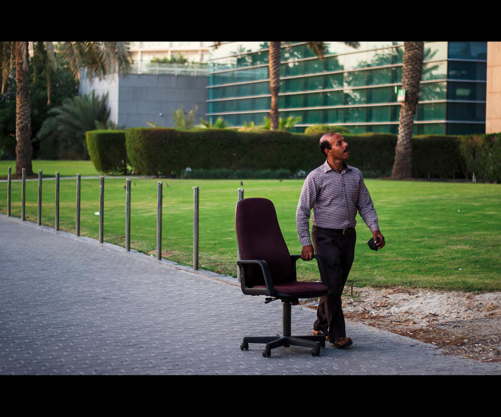 Workplace Romance by MARX77