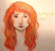 Alex Adair by QuothTheLlama