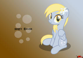 Derpy Hooves by BurnedPigeon