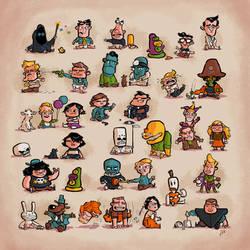 Tiny Adventures by bigjko