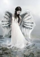 Guardian Angel by Miesis
