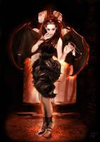 Vampire by Miesis