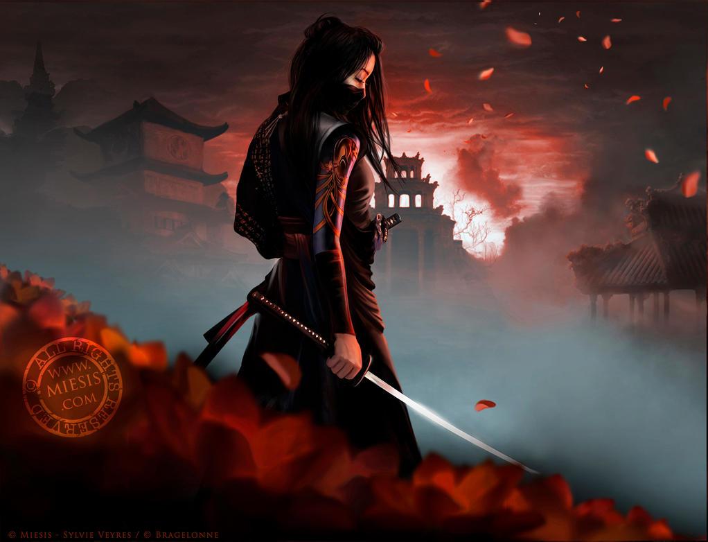 Lotus War 1 : Stormdancer by Miesis