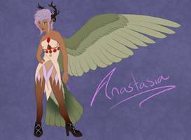 Anastasia 'Miria' Pierson Reference by Treblematic