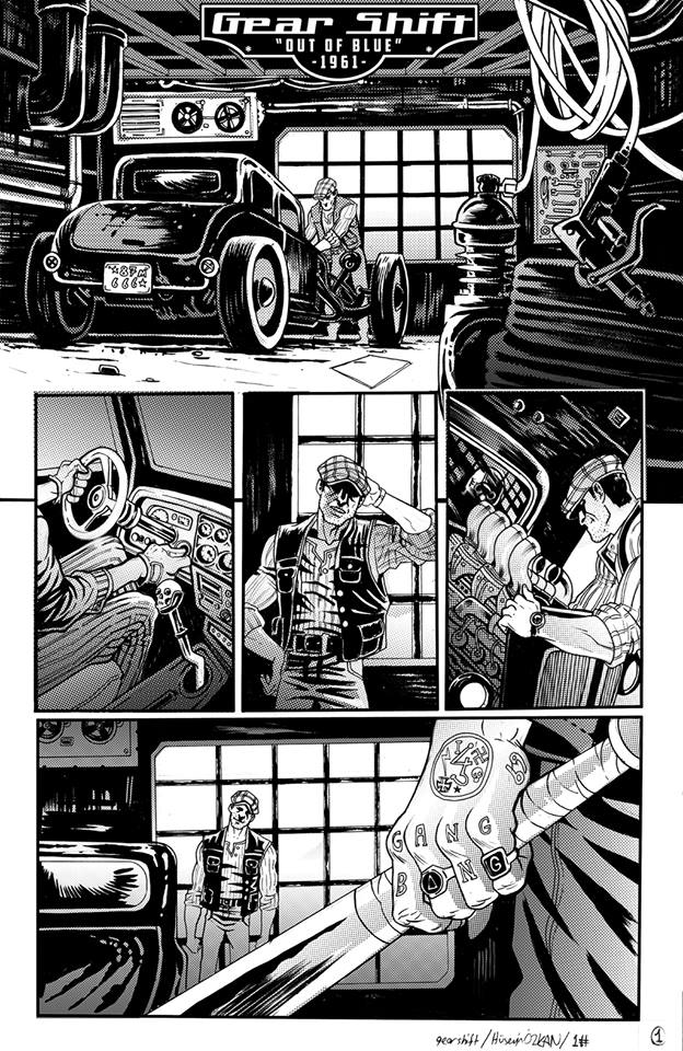 GEAR SHIFT teaser Page1 by huseyinozkan