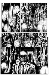 The Library of Sorrows Page 2 by huseyinozkan