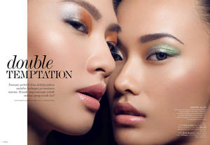 ELLE Indonesia: Double Temptation I