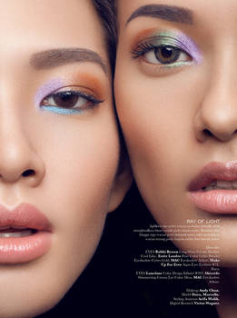 ELLE Indonesia: Double Temptation II