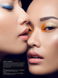 ELLE Indonesia: Double Temptation III