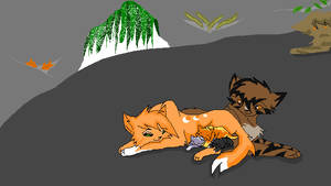 Leafpool's Kitting by AshtailXMoonfrost