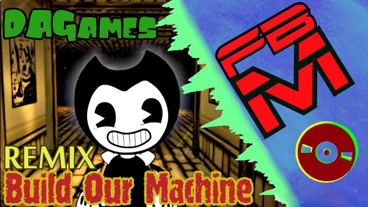 build our machine remix