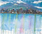 Soothing Skyline - NYC