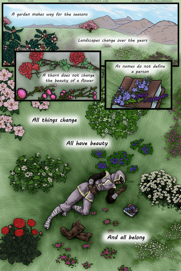 Nature Makes No Mistakes - DOTL Guest Comic