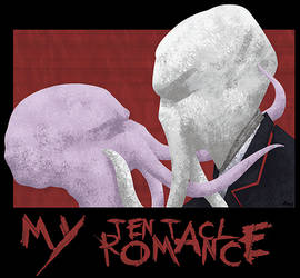 My Tentacle Romance by MaxwellsDeamon