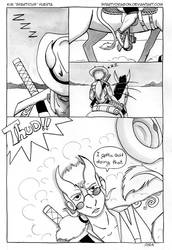 Drifter Page 1 of 1 by spartydragon