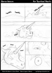 Gurren Unicorn Page 6 by spartydragon
