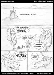 Gurren Unicorn Page 7 by spartydragon