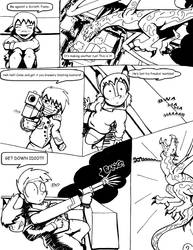 Dragonchild Page 2 by spartydragon